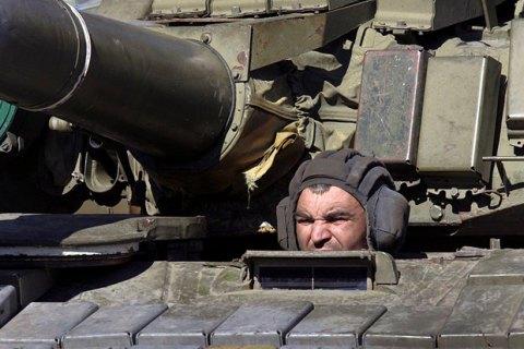 За сутки боевики совершили 109 обстрелов на Донбассе