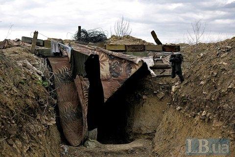На Донбассе пожар унес жизни троих украинских военных