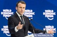 Макрон не поддерживает расширение ЕС за счет балканских стран