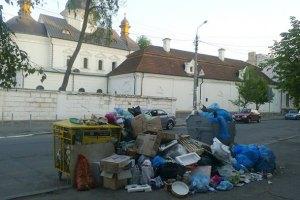 Рада відмовилася визнати сміття альтернативним джерелом енергії