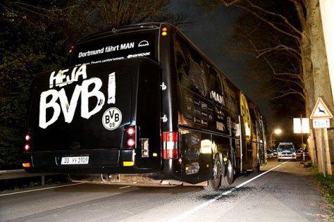 """Вибух біля автобуса """"Боруссії"""" влаштував виходець з РФ заради заробітку на акціях клубу"""