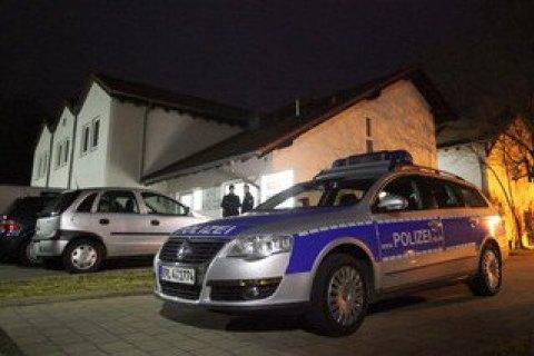 В Германии вооруженный мужчина совершил нападение на банк (обновлено)