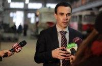 Кличко уволил директора департамента транспортной инфраструктуры КГГА Майзеля