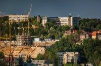 ГАСИ аннулировала разрешение на скандальное строительство на склоне в Печерском районе