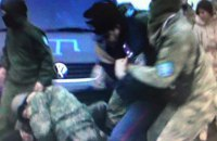 В ходе конфликта у Чаплинки полицейский получил ножевое ранение
