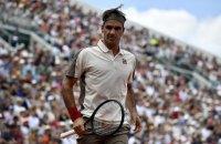 Федерер встановив абсолютний рекорд Великого шолома