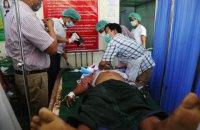 На протестах у М'янмі загинули 18 осіб