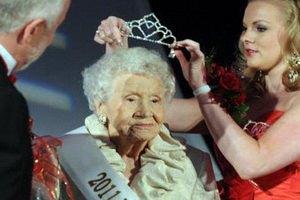 В США прошел конкурс красоты среди обитательниц домов престарелых
