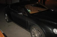 Прикордонники на в'їзді з Росії затримали Bentley екс-регіонала Медяника
