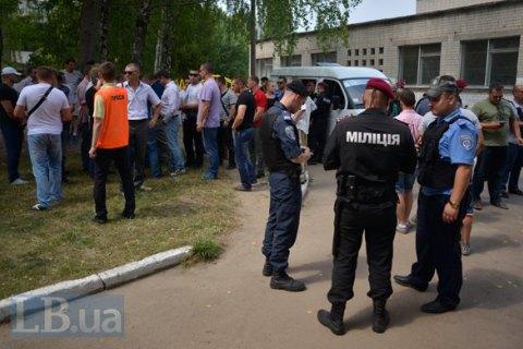 У МВС повідомили про незначні порушення у 205-му окрузі Чернігова