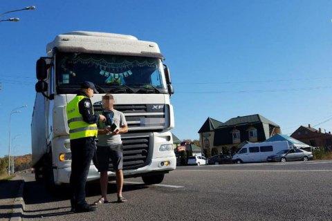 За неполный месяц использования TruCAM полиция зафиксировала 8000 нарушений скорости