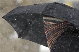 В Украине завтра мокрый снег