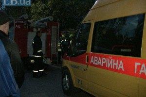 В Ірпені на газорозподільній станції стався вибух