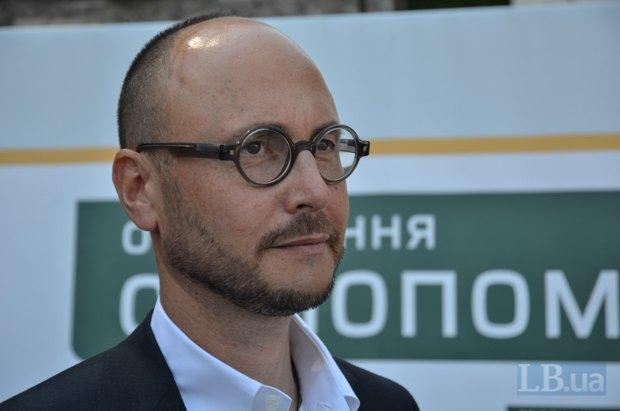 Лидер фракции в Киевсовете Сергей Гусовский