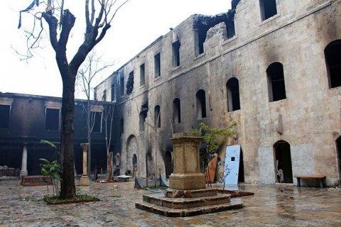 В Алеппо повстанці почали контратаку