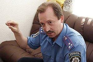 МВД отрицает присутствие снайперов на Крещатике