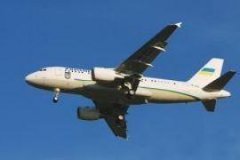 """В """"Борисполь""""  прибыл новый самолет Януковича"""