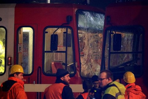 У Кельні понад 40 осіб отримали травми через зіткнення двох трамваїв