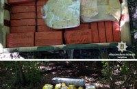 Искатель металлолома нашел в лесополосе на Днепропетровщине склад боеприпасов