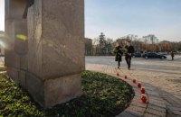 Зеленский с супругой почтили память жертв Голодомора