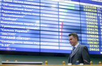ЦВК встановила результати виборів у передостанньому окрузі