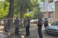 В Одессе мужчину застрелили во дворе многоэтажки
