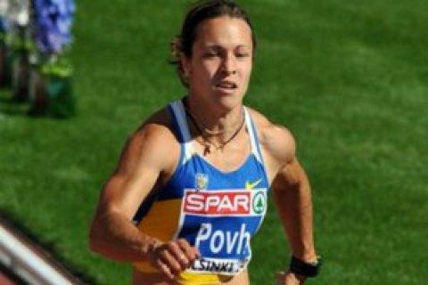 Украинская легкоатлетка стала серебряным призером чемпионата Европы в Белграде