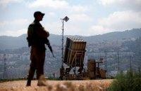 Ізраїльські військові заявили, що збили безпілотник, який шпигував для Сирії