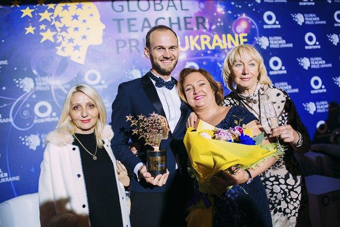 Найкращим учителем України у 2018 став вчитель інформатики Олександр Жук