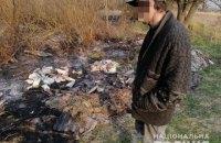 Поліція встановила другого палія лісу в зоні відчуження ЧАЕС