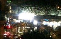 В Париже во Дворце спорта произошел взрыв