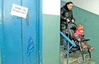 У Запоріжжі в день виборів масово зупинилися ліфти (оновлено)