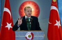 Президент Туреччини оголосив про підготовку нової військової операції в Сирії
