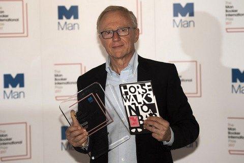Письменник з Ізраїлю став переможцем Букерівської премії