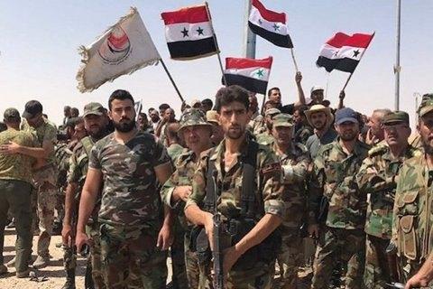 Армія Асада захопила стратегічно важливе місто Хан-Шейхун