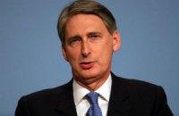 Великобританія не бачить загрози російського вторгнення в Україну