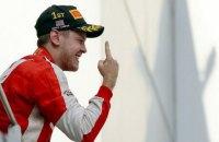 Німець Феттель - переможець Гран-прі Бахрейну