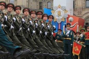 В Москве прошел парад в честь Дня Победы