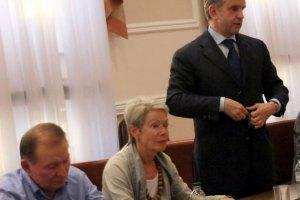 Учасники контактної групи прибули до Мінська