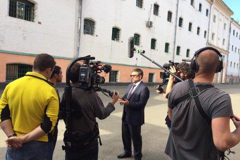 Netflix знімає фільм про українські в'язниці, - Мін'юст