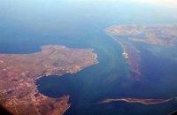 Янукович поделил с Путиным моря (обновленная)