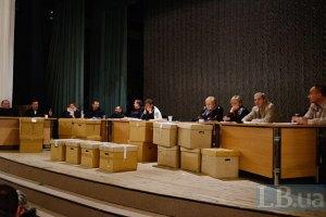 """В окрузі Терьохіна """"регіонал"""" Лисов вимагає перерахунку голосів"""