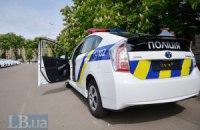Япония передала украинской патрульной службе 348 автомобилей