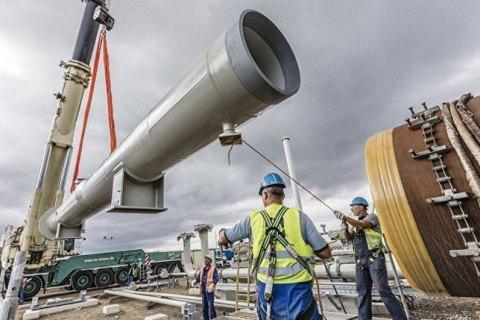 """Будівництво """"Північного потоку-2"""" затримується до весни 2020 року"""