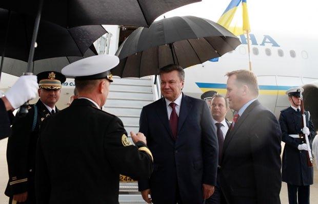 МИД подготовился к визиту Януковича за месяц