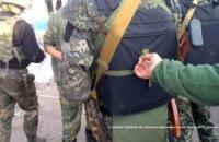 Боевики обстреляли ночью два погранпункта: ранены 9 пограничников (обновлено)