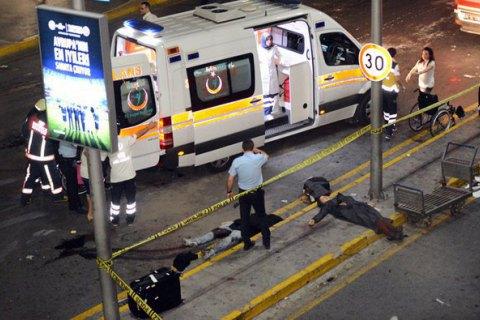 372 людей затримали за підозрою в причетності до теракту в Стамбулі