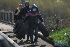 У Єнакієвому сепаратисти заблокували міськраду