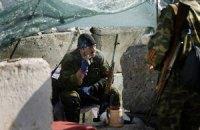 В Донецкой области уничтожены четыре боевика, один задержан