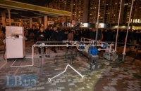 Суд відхилив позов на 2 млн гривень проти активістів за перешкоджання будівництву АЗС на Ревуцького в Києві